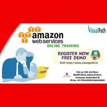 AWS Training in Hyderabad in Hyderabad