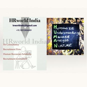 Hrworld India in New Delhi
