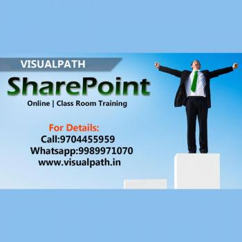 SharePoint Training in Hyderabad in Hyderabad