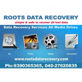 roots data recovery in hyderabad, Hyderabad