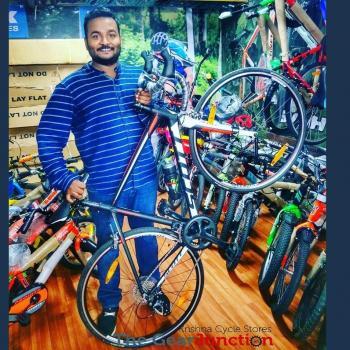 The Gear Junction - Krishna Cycle Stores in Kochi, Ernakulam