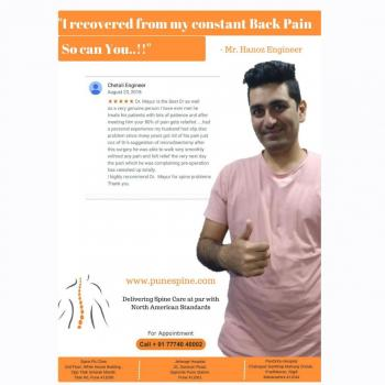 Spine Surgeons in Pune - Instant Appointment Booking in Pune