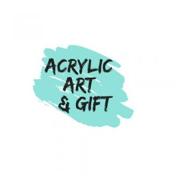 Acrylic Art And Gift in Surat
