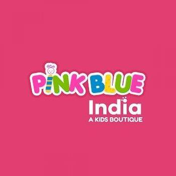 Pink Blue India in Jaipur