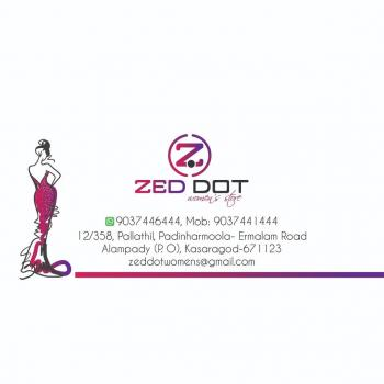 ZED DOT WOMENS STORE in Kasaragod