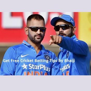 Bhaiji Cricket Betting Tips in New Delhi