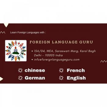Foreign Language Guru in Karol Bagh