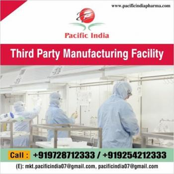 Pacific India-third party pharma Company in Nalagarh, Solan