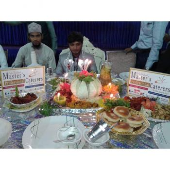 Masters Professional Caterers in Hyderabad