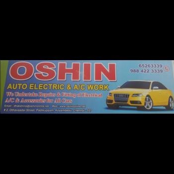 Oshin Auto Eletrical & Ac Works in Chennai