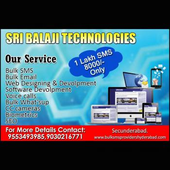 SRI BALAJI TECHNOLOGIES in Greater Hyderabad
