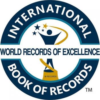 International Book OF Records in New Delhi