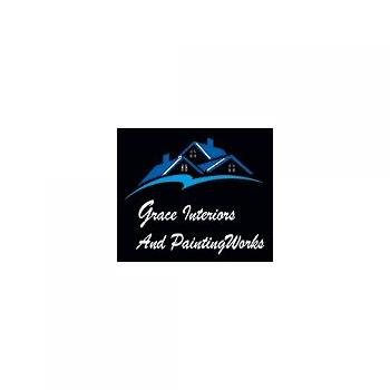 Grace interiors and painting works in Ernakulam