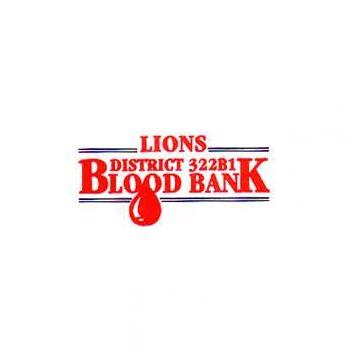 LIONS 322B1 Blood Bank in Kolkata