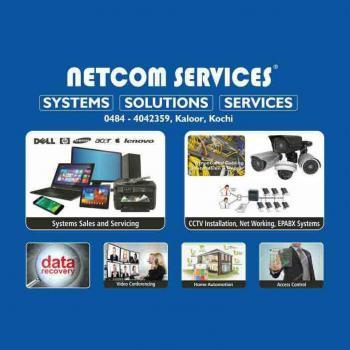 Netcom Services in Kochi, Ernakulam