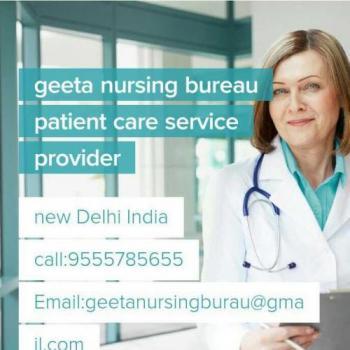 Geeta Nursing bureau in Delhi