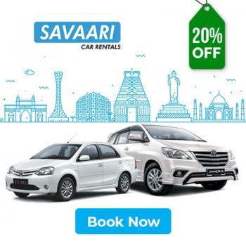 Savaari Car Rentals Bangalore in Bengaluru, Bangalore