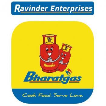 Bharat Gas Agency Mohali - Ravinder Enterprises in Sahibzada Ajit Singh Nagar