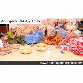 arunapriya oldagehomes in hyderabad