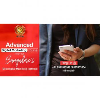 National Institute of Digital Marketing in Bangalore