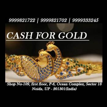 Cash For Gold in Delhi