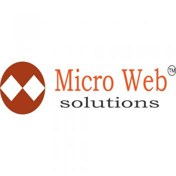 MicroWeb Solutions in Ahmedabad