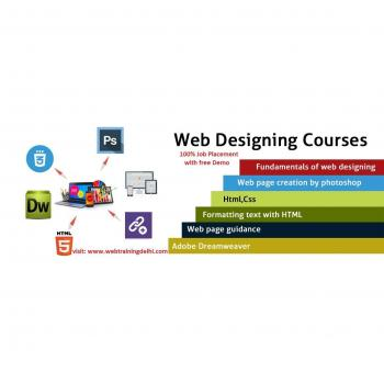 Web Training Delhi in New Delhi