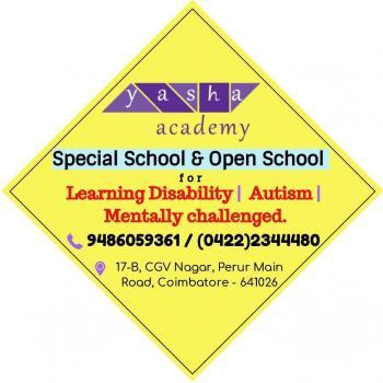 Yasha academy in coimbatore, Coimbatore