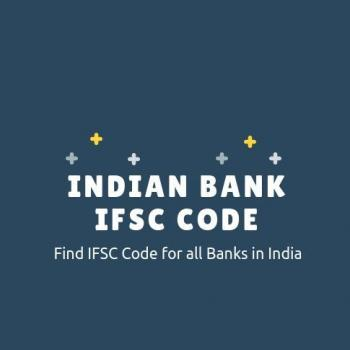 Indian Bank IFSC Code in Bhopal