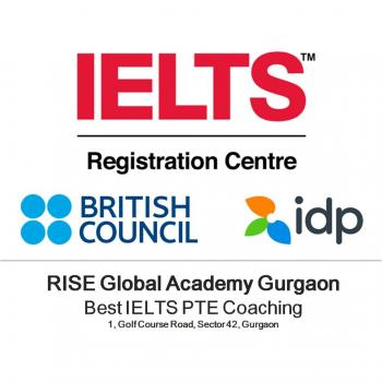 RISE GLOBAL ACADEMY Gurgaon Best IELTS PTE Coaching in Gurgaon, Gurugram