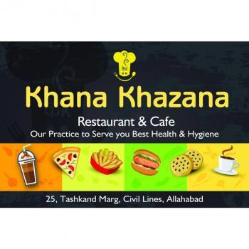 Khana Khazana Restaurant And Cafe in Allahabad
