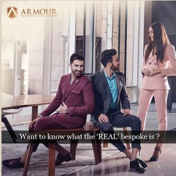 Armour Bespoke in Pune