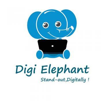Digi Elephant in Ahmedabad