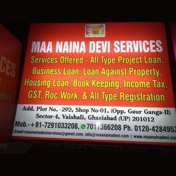 Maa Naina Devi Services in Ghaziabad