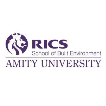 RICS School of Built Environment, Amity University in Noida, Gautam Buddha Nagar