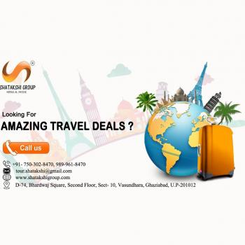 SHATAKSHI TOUR AND TRAVELS in GHAZIABAD, Ghaziabad