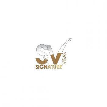 signature visa in Delhi