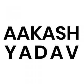 Aakash Yadav in Noida, Gautam Buddha Nagar