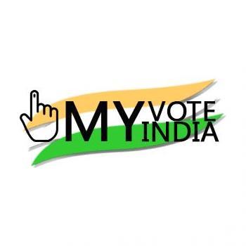My Vote My India in Kharadi