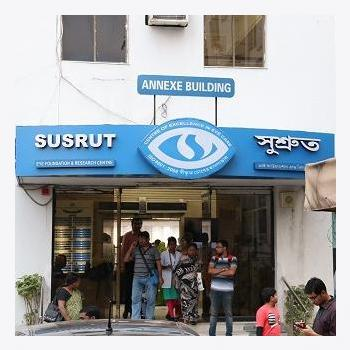 Susrut Eye Foundation and Research Centre in Kolkata