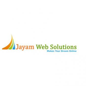 Jayam Web Solutions in Chennai