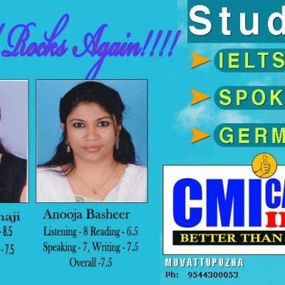 Carmel CMI International Language Zone