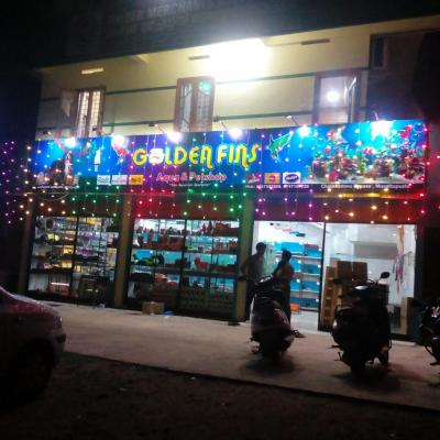 Golden Fins Aqua and Pet store