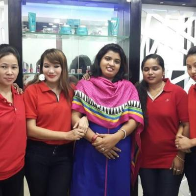Aleena Beauty Parlour