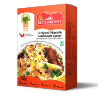BIRIYANI MASALA at GREENMOUNT SPICES in Ernakulam