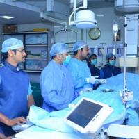 Cardiology at Amala Institute of Medical Sciences (AIMS) in Thrissur