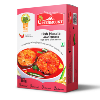 FISH MASALA at GREENMOUNT SPICES in Ernakulam