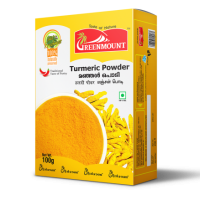 TURMERIC POWDER at GREENMOUNT SPICES in Ernakulam