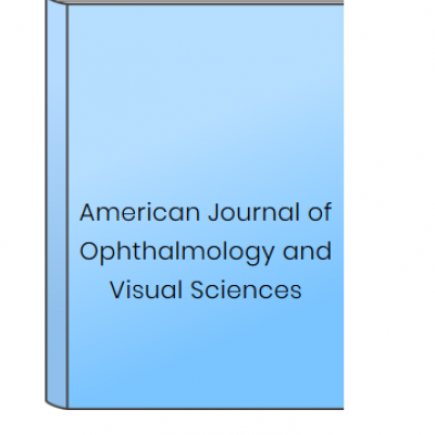 American Journal of Ophthalmology and Visual Sciences at HELIX HEALTH SCIENCE in Cheyenne