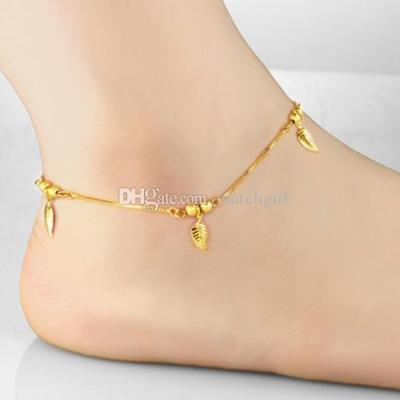 Anklet at TIANA GOLD AND DIAMONDS in Kothamangalam